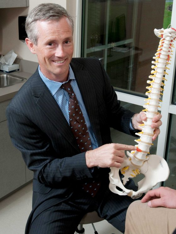 NJ Spine Center Dr. Clark-Schoeb