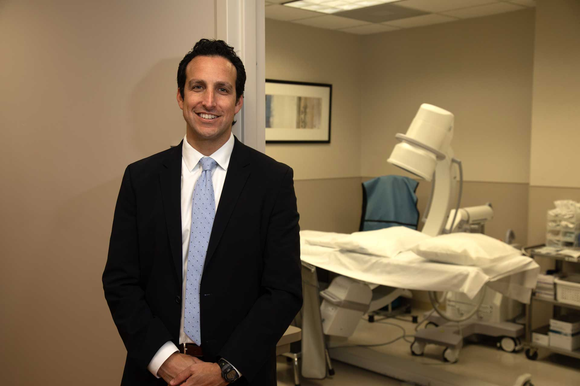 NJ Spine Dr. Gerstman
