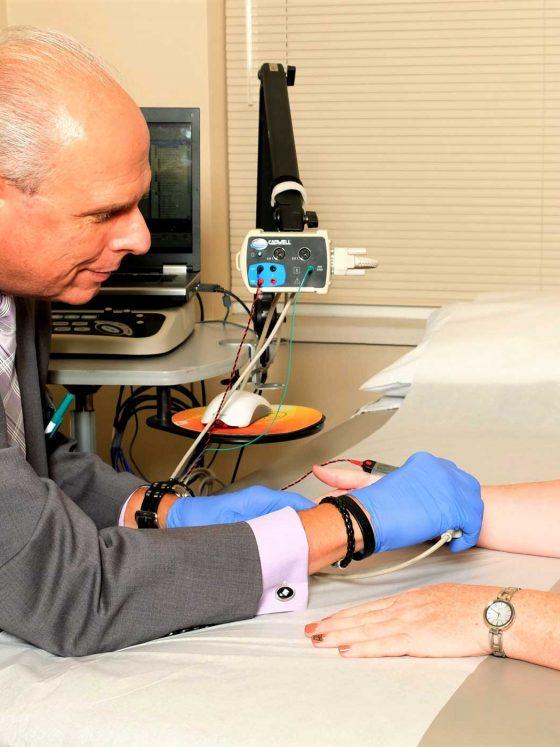 NJ Spine EMG Dr. Shumko